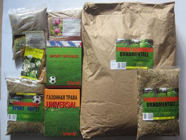 Семена газонных трав купить в упаковке