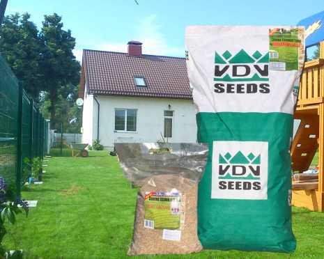 Семена газонных трав купить в упаковке и на развес